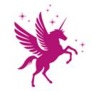 Pegacorn Stripe Logo